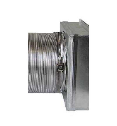 Розетта для терморукава 17х17 см Ø150, фото 2