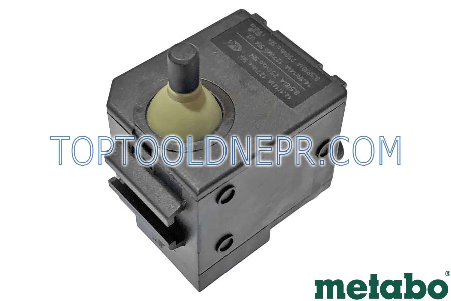Кнопка для болгарки Metabo W8-125, 343409430
