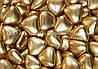 Декоративные жемчужины — Сердца золото