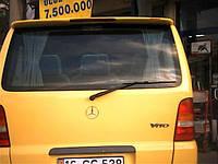 Mercedes Vito W638 1996-2003 гг. Спойлер (под покраску)