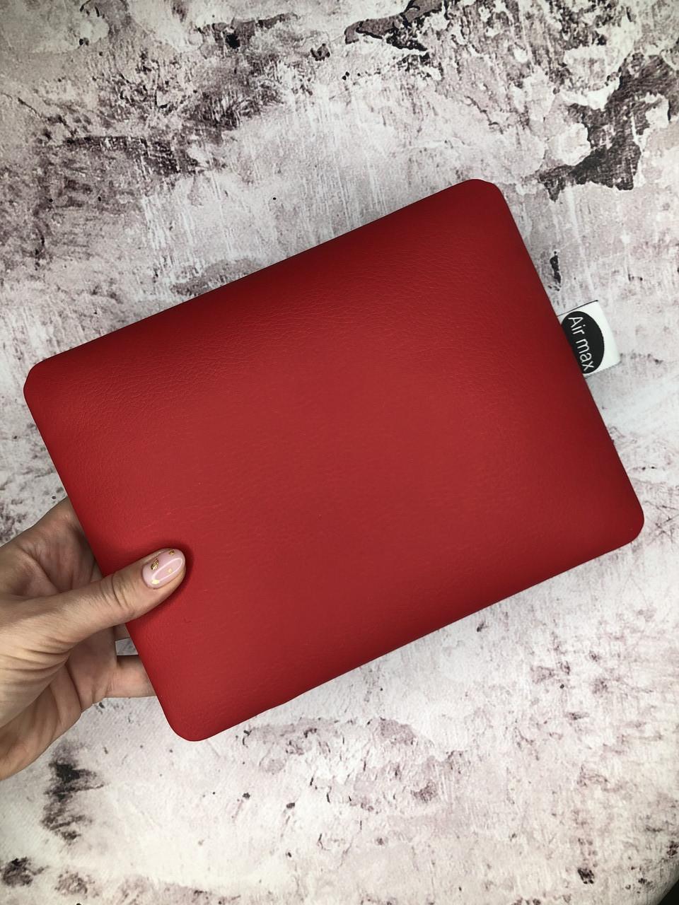 Защитный подлокотник Air max,цвет красный