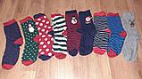 Яркие рождественские носки  от тсм Tchibo (Чибо), Германия, р.35-37, фото 3