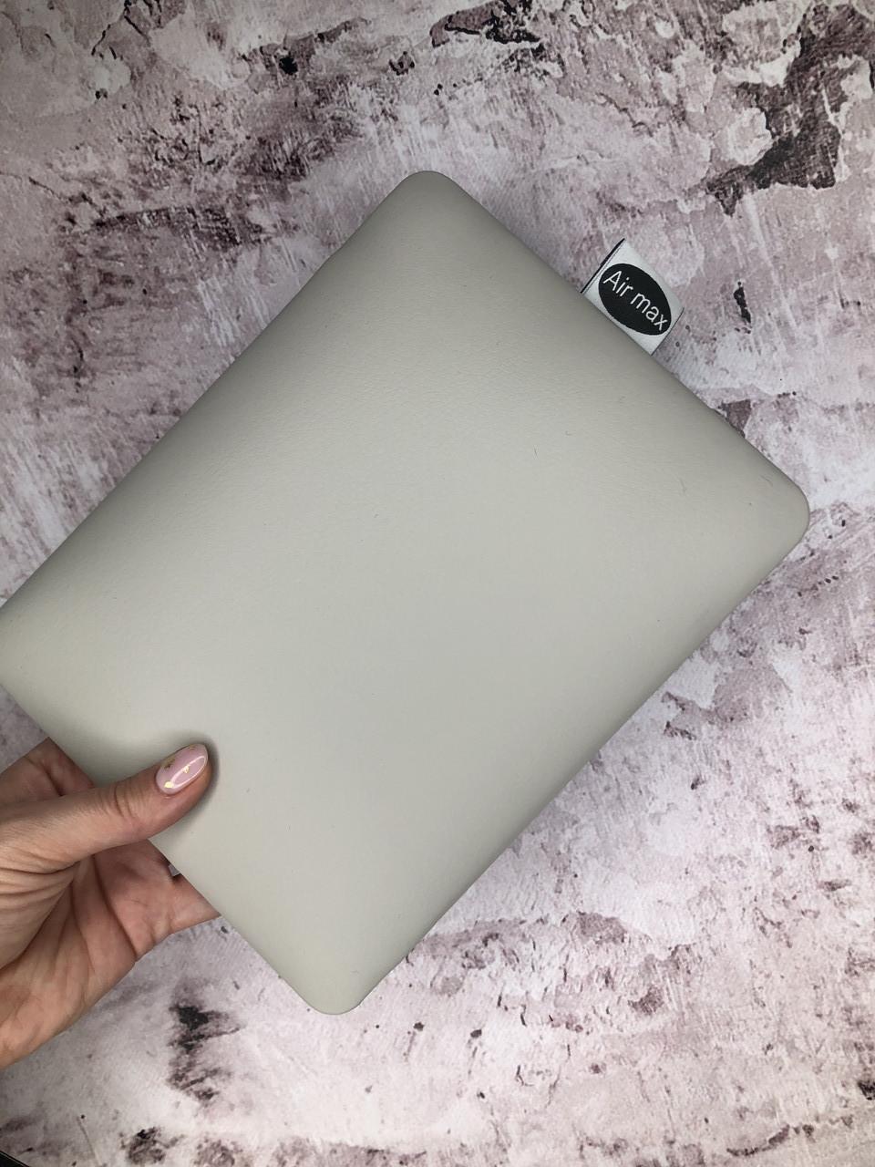 Защитный подлокотник Air max,цвет серый