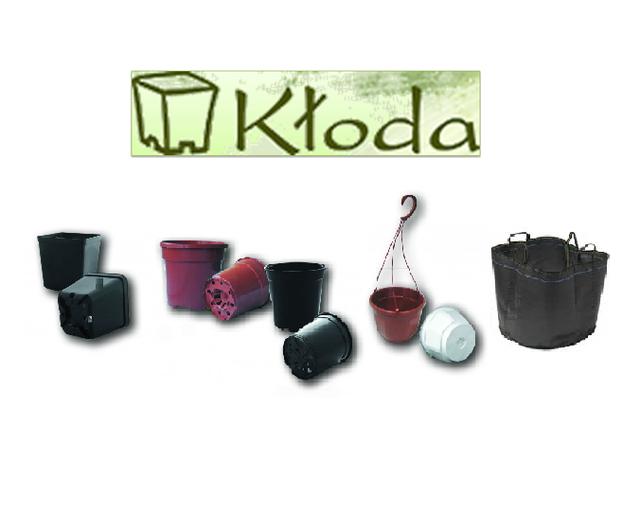 Горшки, кассеты для рассады и растений пр. Польша (Kloda)