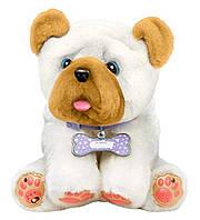 Інтерактивне щеня Вринкл Люблю цілуватися Little Live My Pets Kissing Puppy Wrinkles