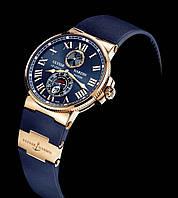 Класические строгие часы для современных мужчин ULYSSE NARDIN