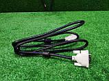 DVI-D кабель 2 м Новые оригинал из комплекта мониторов, фото 4
