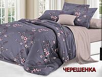"""Семейный набор хлопкового постельного белья из Бязи """"Gold"""" №157532AB Черешенка™"""