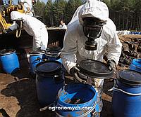 Утилізація тари з-під пестицидів. Як припинити байдужість? Оновлено