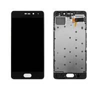 Дисплей для телефона Meizu Pro 7   M792 c сенсорным стеклом в рамке (Черный) AAA, ТFT