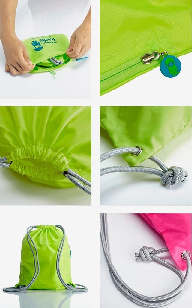 Характеристики детского рюкзака M Square
