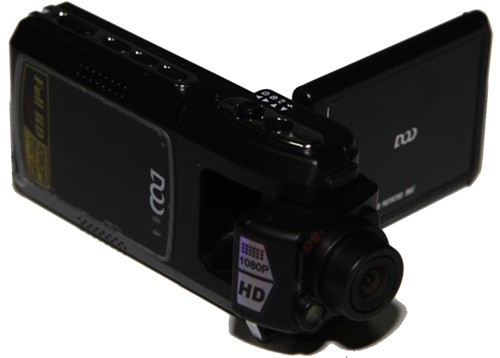 Видеорегистратор DOD-F900 LHD чёрный