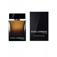 Парфюмированная вода Dolce Gabbana The One for Men Eau De Parfum 100ml (лиц.)
