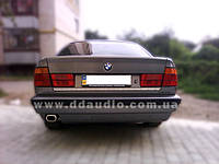 BMW 5 серия E-34 1988-1995 гг. Кромка багажника (нерж.)