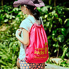 Детский рюкзак M Square (розовый), фото 3