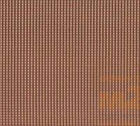 Скло візерункове рифленное Кризет бронзовий 4мм