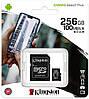 Новинка! Високопродуктивні карти пам'яті Canvas Select Plus microSD від Kingston