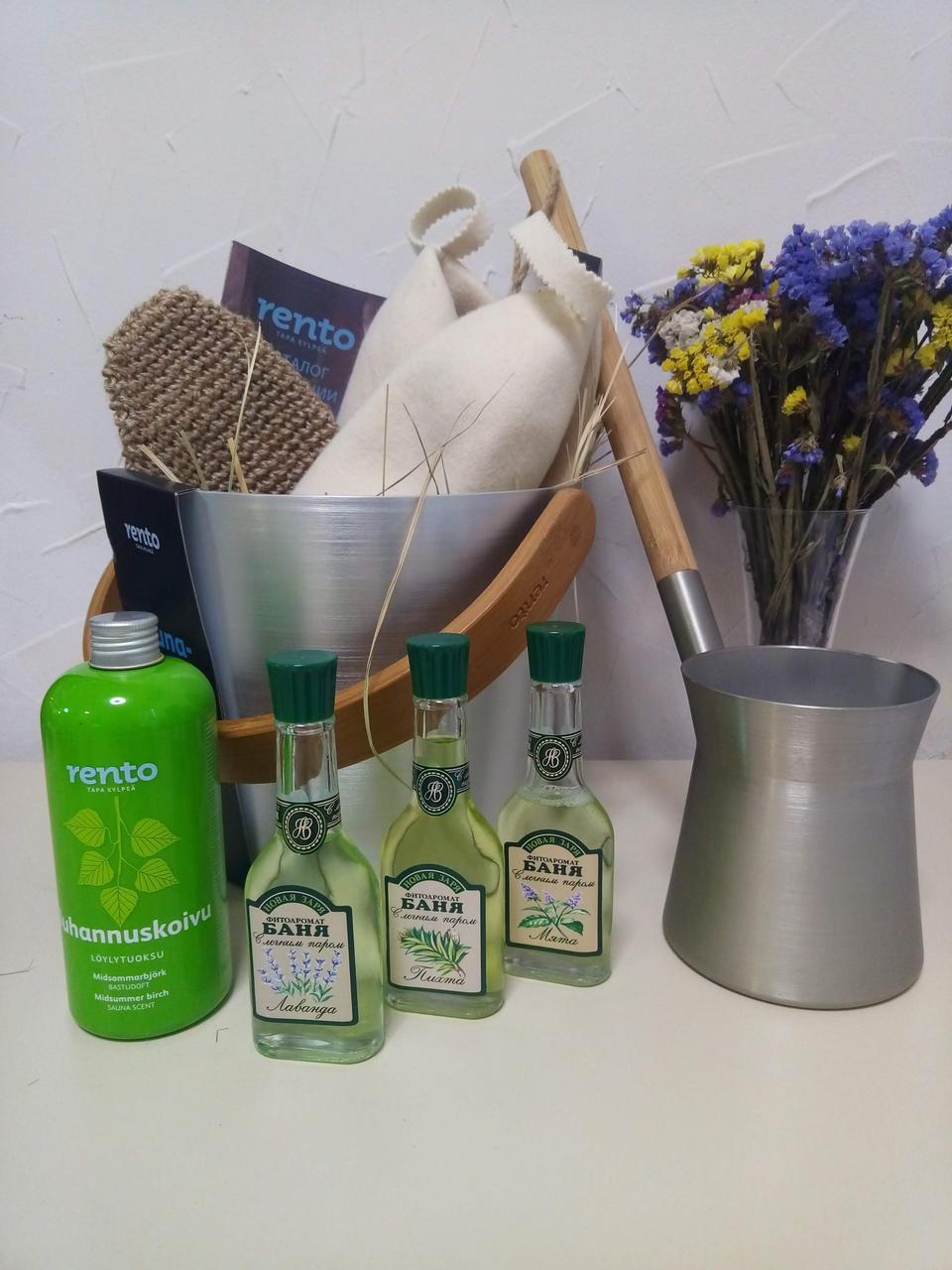 Подарочный набор RENTO FINLAND (Eco friendly)