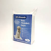 Пеленки для собак All Absorb Бейсик 56х56см (упаковка 10шт.)