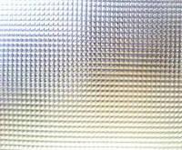 Візерункове рифленное скло Кризет безбарвний 4мм