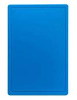 Доска разделочная синяя 600х400х18 мм Stalgast 341634