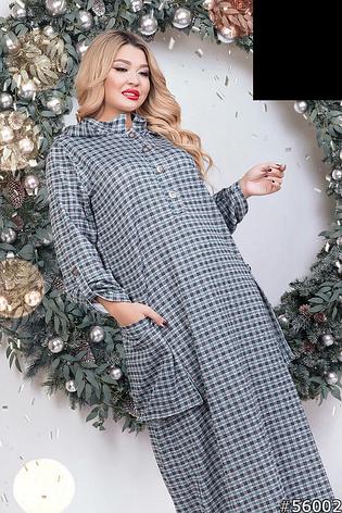 Женское платье макси размеры: 50-60, фото 2