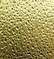Скло візерункове рифленное Діамант бронзовий