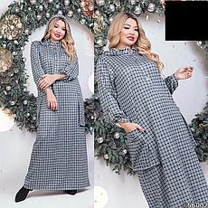 Женское платье макси размеры: 50-60, фото 3