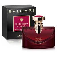 Женская парфюмированная вода Bvlgari Splendida Magnolia Sensuel, 100 мл
