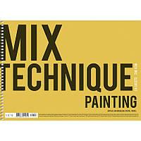 Альбом для рисования Школярик А4 PB-SC-020-303 Muse Mix Technique Painting на спирали 240 г/м2 20 л