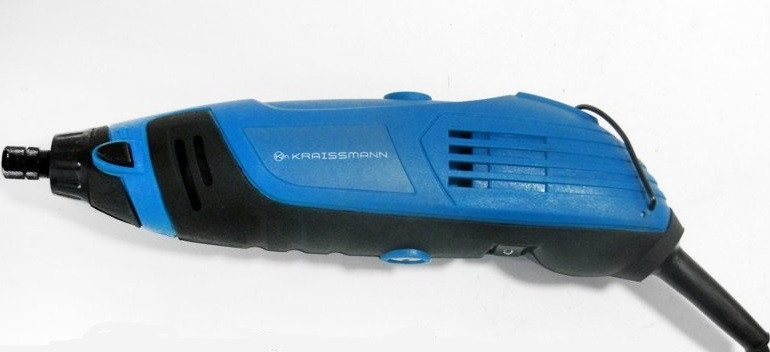 Шлифовально-гравировальный инструмент KRAISSMANN 170-SGW-40 (С гибким валом)