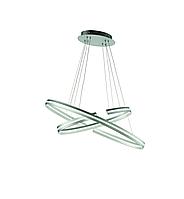 Подвесной светильник Ondaluce SO.ICS/SILVER-PC серия ICS серебро