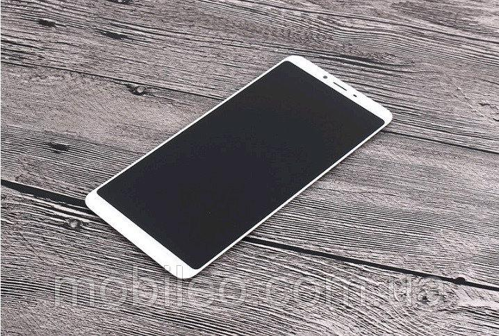 Дисплей (LCD) Meizu E3 с тачскрином, белый