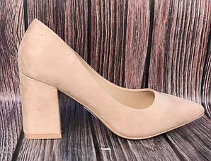 Женские туфли Ellen BEIGE