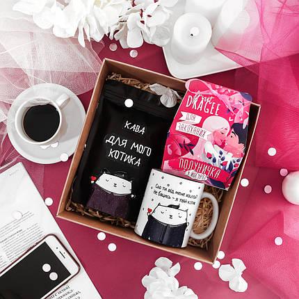 Подарочный набор для мужчины. Подарок мужу « Любимому Котику  », фото 2