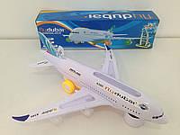 Самолет батар A380-200FD (120шт/2) в кор 31*8,5*6,5см