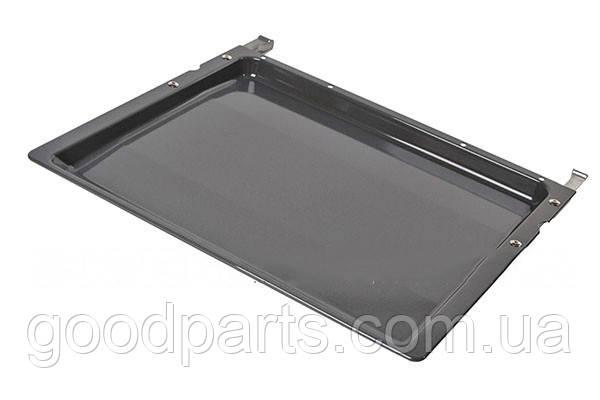 Противень эмалированный HZ24000 для духовки Bosch 430x360x24mm 438834