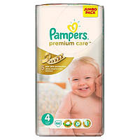 Подгузники Pampers Premium Care Размер 4 Maxi 8-14 кг 66  шт