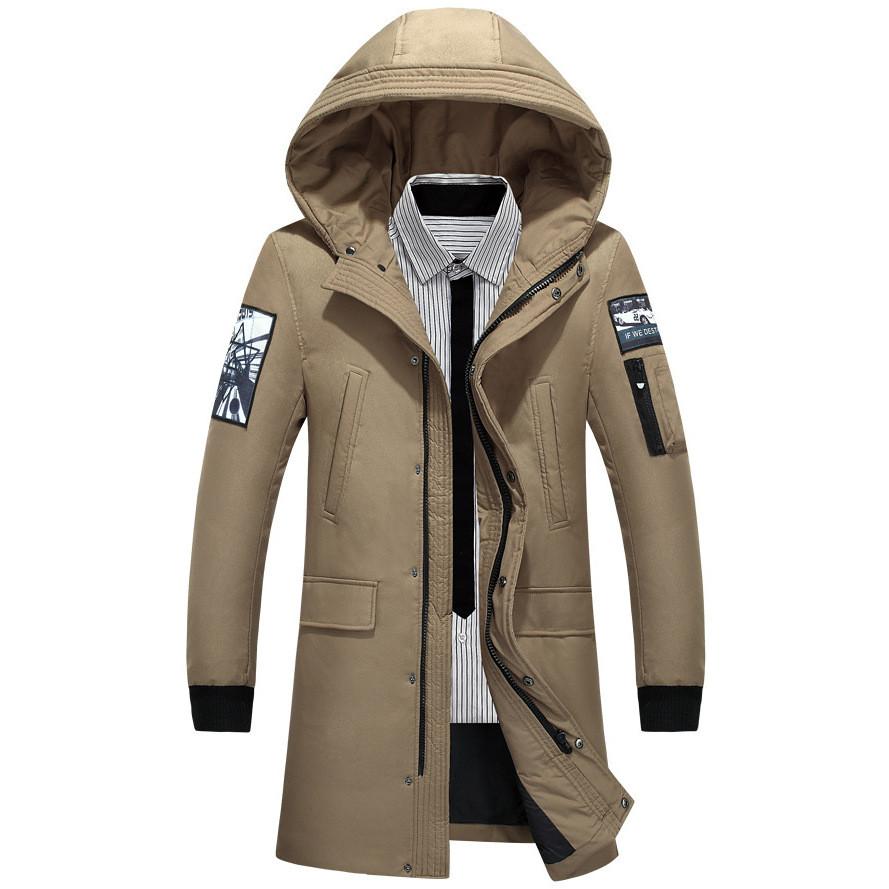 Мужская куртка размер 52 (3XL) AL-7867-76