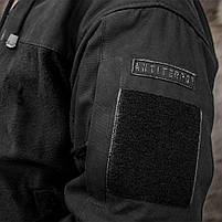Толстовка флисовая с капюшоном (ANTITERROR) Black, фото 6