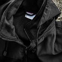Толстовка флисовая с капюшоном (ANTITERROR) Black, фото 7