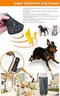Ультразвуковой отпугиватель собак XIMEITE MT-651E два излучателя
