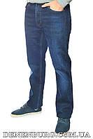 Джинсы мужские утеплённые DSQATARD 19-D2084 тёмно-синие, фото 1