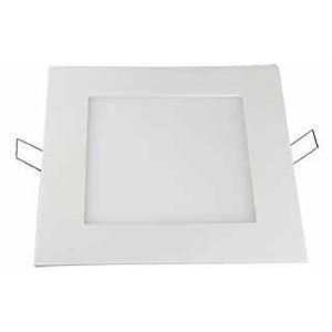 Встраиваемые LED светильники (квадратные)