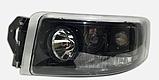 Фара Renault Premium DXI Black Edition черная рено премиум, фото 6