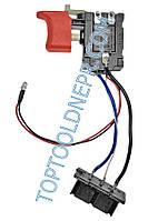 Кнопка для аккумуляторного шуруповерта Craft CAS 18 SL фирменная