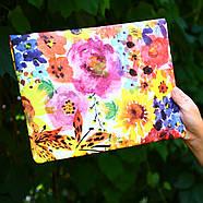 Чехол для ноутбука Flowers 13L, фото 3