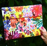 Чехол для ноутбука Flowers 13L, фото 9