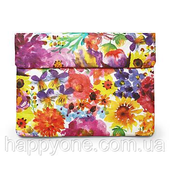 Чехол для ноутбука Flowers 12