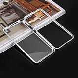 Магнитный металл чехол Metal Frame для Xiaomi Redmi Note 8 / Cтекла на дисплей и камеру /, фото 6